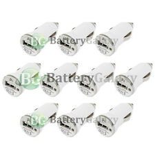 10 Usb Battery Car Charger Mini for Android Samsung Galaxy S2 S3 S4 S5 S6 S7 S8