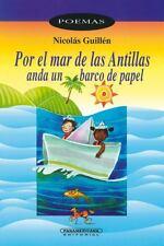 Por el mar de las Antillas anda un barco de papel (Spanish Edition)-ExLibrary