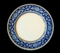 Booths Jacobean Blue Dinner Plate, circa 1900