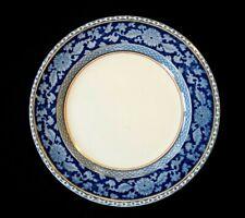 Booths Jacobean Blue Dinner Plate, circa 1900