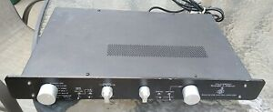 COUNTERPOINT SOLID 8 LINE CONTROL AMPLIFIER DUAL CHANNEL LINE-LEVEL