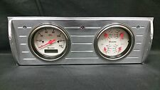 1941 1942 1943 1944 1945 1946  CHEVY TRUCK QUAD GAUGE CLUSTER SHARK