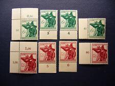 Deutsches Reich. MNH stamps. Landesschiessen Innsbruck 1944. WWII. B2364