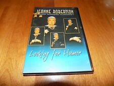 JEANNE ROBERTSON Humorist Award RARE Stand-Up Comedy Show DVD SEALED NEW