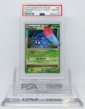 Pokemon PLATINUM ARCEUS TANGROWTH 99/99 HOLO FOIL CARD PSA 10 GEM MINT #28384778