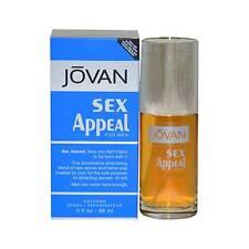 Jovan Cologne Spray Sex Appeal 88ml Fragrance Perfume Colognes