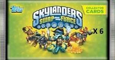 SKYLANDERS SWAP FORCE COLLECTOR CARDS X6 PACKS BRAND NEW & SEALED CHEAP!!