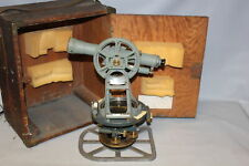 Keuffel & Esser Co. K-E Paragon Transit Theodolite in Wooden Box