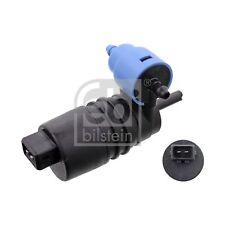 Windscreen Washer Pump (Fits: Vauxhall) | Febi Bilstein 10275 - Single