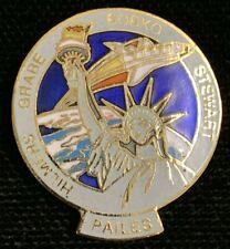 Rare Vintage Original 1985 NASA Atlantis Space Shuttle Pin STS 51 J! WPIN007