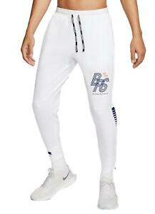 Nike Men's Blue Ribbon Sports BRS Running Pants Size Large (White) CJ4506-100