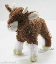 Douglas Plush Buffy BABY GOAT Stuffed Standing Farm Animal Cuddle Toy NEW