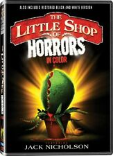 NEW The Little Shop of Horrors in Color (DVD)