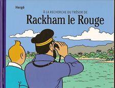 Tintin Hergé noir & blanc à la recherche du trésor de Rackham le Rouge