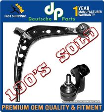 FRONT RIGHT CONTROL ARM ARMS INNER OUTER BALL JOINTS 2 for BMW E46 325xi 330xi