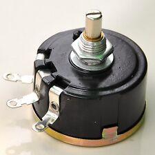 2x  100 OHM 5W Wirewound Potentiometer, Pots, 5 Watt.