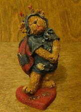 Boyds Bearstones #82055 D. Lovebug...Hug Me,  Valentine, NIB From Retail Store