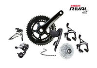 SRAM Rival 22 - Road Bike Groupset - GXP - 11 Speed