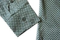 BNWT Original Alexander McQueen (Green) ''Polka Skull' Men Shirt
