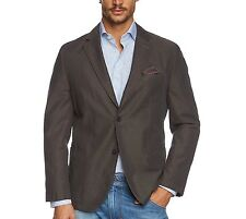 Calamar Smart Casual Blazer In Grey/Brown - UK Size 42S - Box6469 J