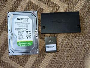 PlayStation 2 FMCB + HDD Bundle with 81 Games