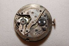 Gotham Watch Co Movement AS-IS for Parts or Repairs Wind up SMMN