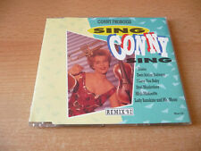 Single CD Conny Froboess - Sing Conny Sing - Remix 92 - Hitmedley