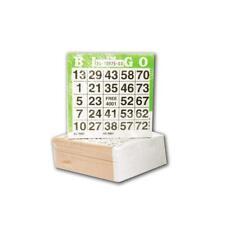 250 Bingolotto Tickets for 75 Ball Bingo