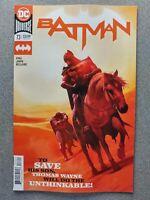BATMAN #73a (2019 DC Universe Comics) VF/NM Book