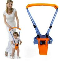 Handheld Baby Walker Toddler Walking Helper Kid Safe Walking Protective Belt-New