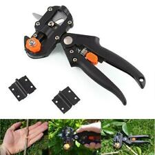 Grafter Garden Grafting Tool Machine Tools Equipment Kit Plant Cutter Shears New