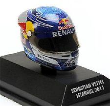 Arai Helmet Sebastian Vettel 2011 Istanbul 1:8 Minichamps