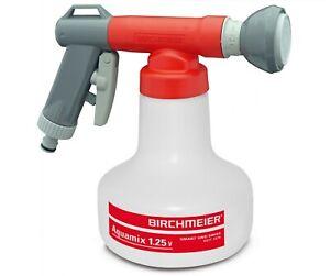 Watering Can Aquamix Swiss Birchmeier Hose End Sprayer