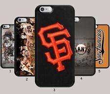 Hot Sport Baseball San Francisco Case Cover For Samsung Galaxy / Apple iPhone