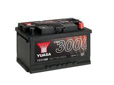 Yuasa SMF Battery 71Ah 650CCA - YBX3100 - 3 Year Warranty!