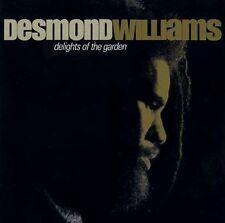 Desmond WILLIAMS = delights of the Garden = Electro Dub trip hop down ritmo!!!