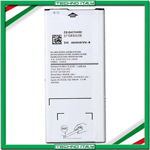 BATTERIA PER SAMSUNG GALAXY A5 2016 A510 SM-A510F 2900MAH EB-BA510ABE