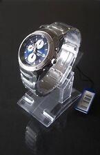 Rare Seiko SND777P1 SND777 Chrono watch 7T92 boxed Seiko warranty + instructions