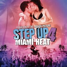 STEP UP MIAMI HEAT  CD SOUNDTRACK TIMBALAND JENNIFER LOPEZ  FERGIE  M.I.A. NEW+