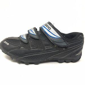 Shimano SH-WM51 Womens Sz 39 US 7.2 M Cycling Mountain Biking Shoes Bolt Black