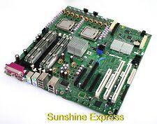 OEM Dell GU083 Motherboard w/ 2x Intel Xeon Dual Core 2.0GHz CPU SLAGC + 4GB RAM