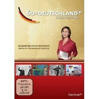 60 x DEUTSCHLAND 6 DVD DOKUMENTATION NEU