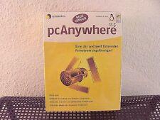 1x *pcAnywhere* 11.5 Vollversion = (Host & Remote) / Deutsch ♥Neu♥