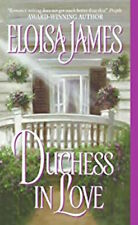 Complete Set - Lot of 4 Duchess books by Eloisa James Historical Romance