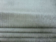 BELLA HAMPTON SILVER CHENILLE  ROMAN BLIND MADE TO MEASURE BLACKOUT LINED.