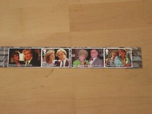 2020 A Pair of First Class Stamps from LS123 Coronation Street Mint