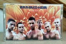 Rammstein - Herzeleid 1995 2001 Official Ukrainian Cassette Tape MC Near Mint NM