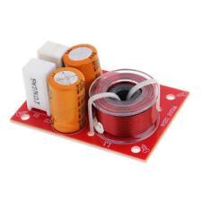 Filtri Crossover Audio Altoparlante Subwoofer Bass Divisore di Frequenza 80w