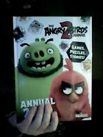 ANGRY BIRDS MOVIE 2 ANNUAL 2020  IDEAL CHRISTMAS STOCKING  FREE UK POST