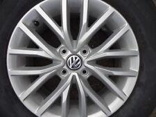 4x Original VW Gol Saveiro Voyage Alufelgen 6Jx15H2 ET38 5U7601025B ohne Reifen